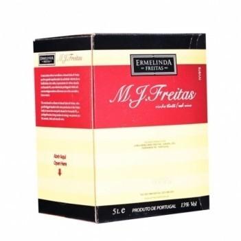 Ermelinda Freitas  Tinto Box 5 Litros