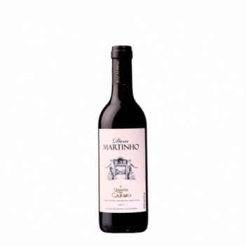 """Vinho Tinto Dom  Martinho   """" Qta. Carmo """" 0,375"""