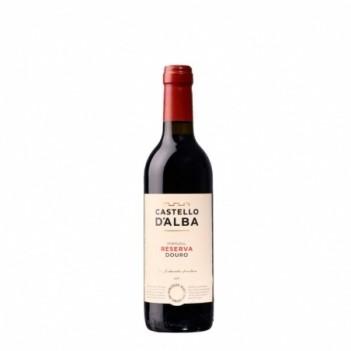 Vinho Tinto Castello D Alba Reserva  0,375