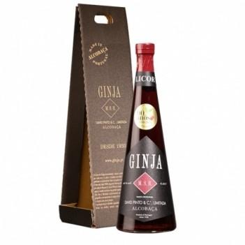 Licor de Ginja MSR Alcobaça - Produção Artesanal