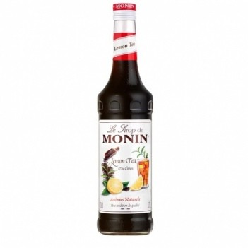 Xarope Monin Lemon Tea (S/Alcool) Concentrado
