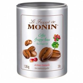 Monin Frappe Coffee - 1,36 kg - França