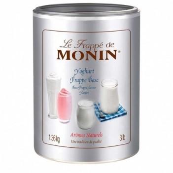Monin Frappe Yogurt - 1,36 kg - Mistura em Pó