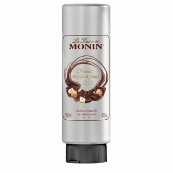 Monin Sauce Chocolate Hazelnut 50cl