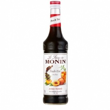 Xarope Monin Peach Tea Concentrado (S/Alcool)