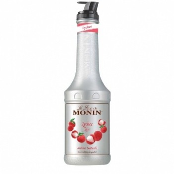Monin Puree Lychee - Litro - França