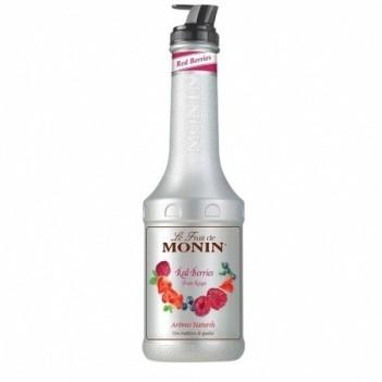 Purée Monin Frutos Vermelhos 1LT
