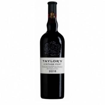 Vinho do Porto Taylors  Vintage  2018