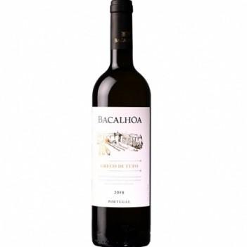 Vinho Branco Bacalhoa Greco Di Tufo - Setúbal 2020