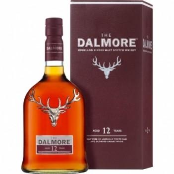 Whisky The Dalmore 12 anos Single Malt