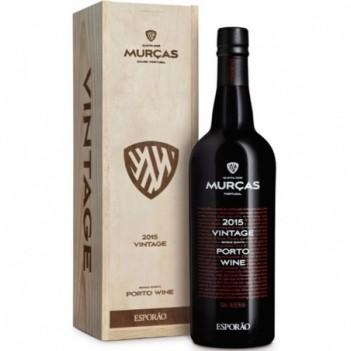 Vinho do Porto Vintage Quinta dos Murças 2015
