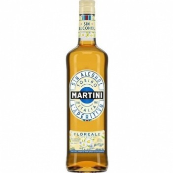 Vinho Aperitivo Martini Floreale S/Alcool