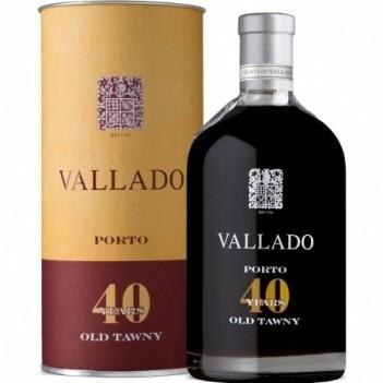 Quinta Vallado Porto Tawny 40 Anos