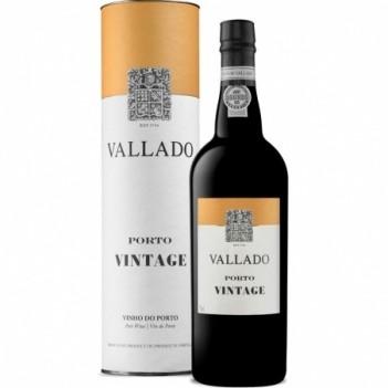 Vinho  do  Porto  Vallado  Vintage 2017