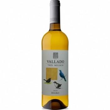 Vinho Branco Vallado Três Melros - Douro 2019