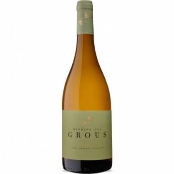 Vinho Branco Reserva Herdade dos Grous - Alentejo 2019