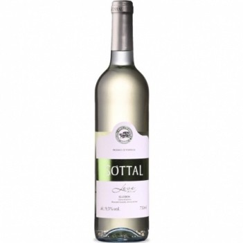 Vinho Branco Sottal Leve - Lisboa 2019