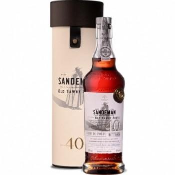 Vinho do Porto - Sandeman 40 Anos
