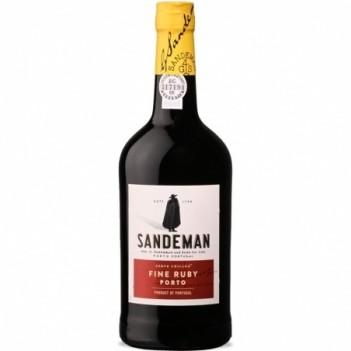 Vinho do Porto Sandeman Ruby - Vinhos do Porto