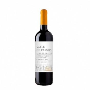 Vinho Tinto Valle de Passos Tinta Amarela - Trás-os-Montes 2016
