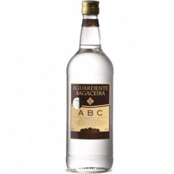 Aguardente ABC Bagaceira Branca  Litro