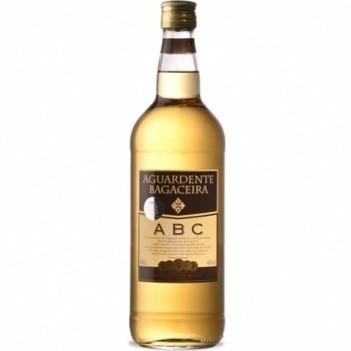 Aguardente ABC Bagaceira Envelhecida Litro