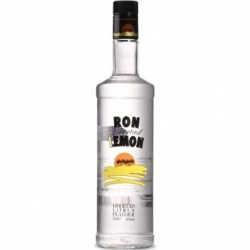 Rum Libertad Blanco Lemon - Zimbro