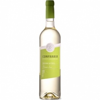 Vinho Branco Leve Moscatel Confraria - Lisboa 2016