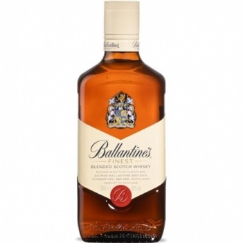 Whisky Novo Ballantines 500 ml - Escócia