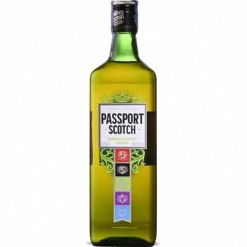 Whisky Passport - Blended Scotch