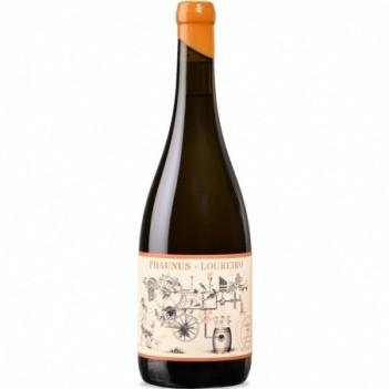 Vinho Verde Branco Natural Aphros Phaunus Amphora Loureiro 2019
