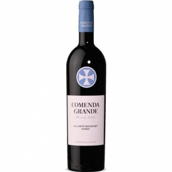Vinho Tinto Comenda Grande Alicante + Syrah 2016