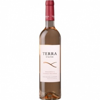 Vinho Rose Terras D'Alter - Alentejo 2019