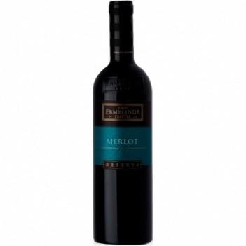 Vinho Tinto Reserva Ermelinda Freitas Merlot - Setúbal 2018