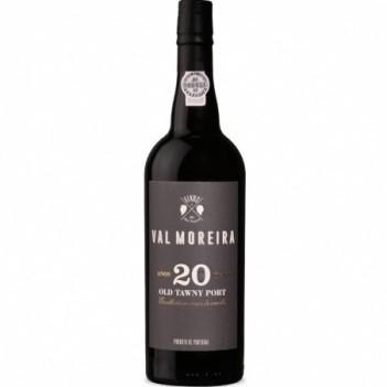 Vinho Do Porto Val Moreira 20 Anos