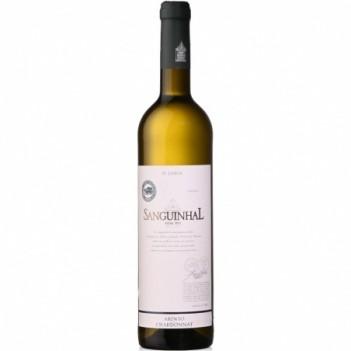 Vinho Branco Sanguinhal Chardonnay e Arinto - Lisboa 2019