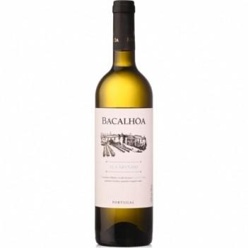 Vinho Branco Quinta da Bacalhoa Alvarinho - Setúbal 2018