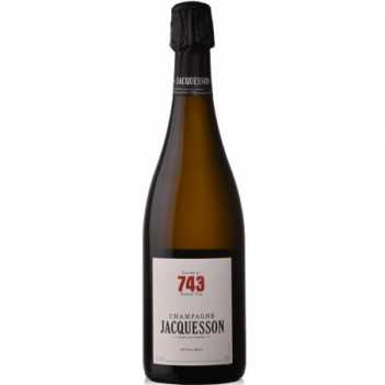 Champagne Jacquesson Cuvée 743