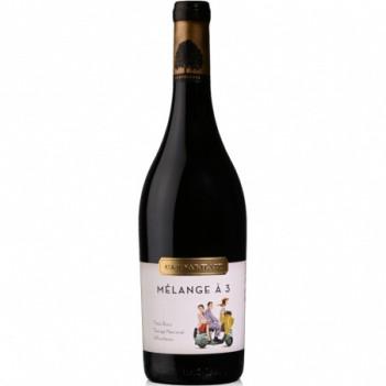 Vinho Tinto Quinta dos Carvalhais Mélange à 3 - Dão 2019