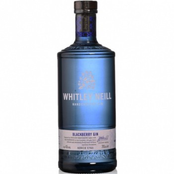 Gin  Whitley Neill  Blackberry - Handcrafted
