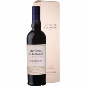 Moscatel António Saramago 10 anos - Setúbal