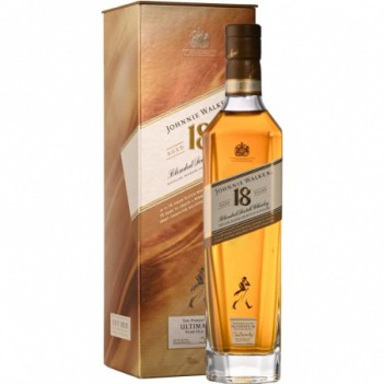 Whisky Velho Johnnie Walker 18 anos - Escócia