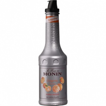 Monin Puree Tangerina 1 Litro - Polpa de Fruta