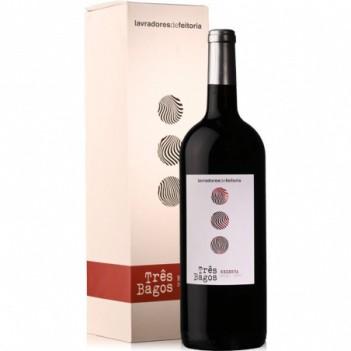 Vinho Tinto Lavradores Feitoria Tres Bagos Reserva Magnum 1.5Ltr 2017