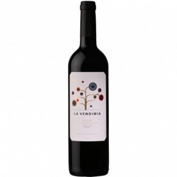 Vinho Tinto La Vendimia - Rioja 2018
