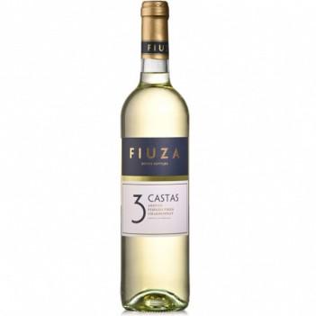 Vinho Branco Fiuza Três Castas - Tejo 2020