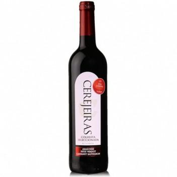 Vinho Tinto Cerejeiras Colheita Selecionada - Lisboa 2020