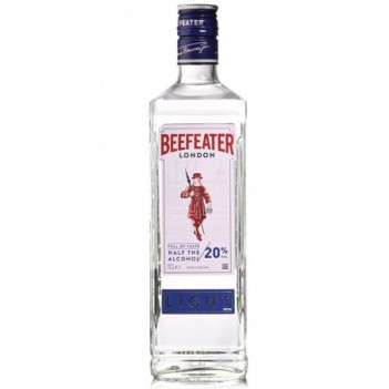 Gin Beefeater Light -  London Dry Gin  20 graus