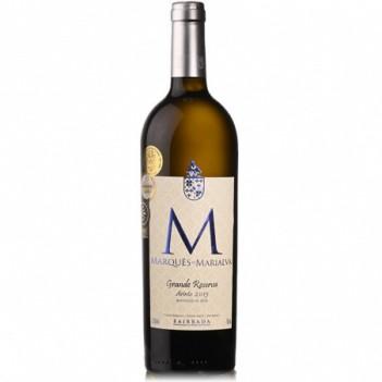 Vinho Branco Marques de Marialva Arinto Grande Reserva 2015