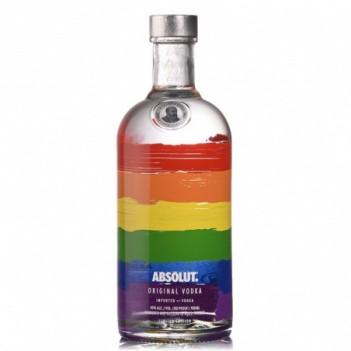 Absolut   Vodka  Pride Edition